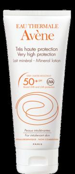 Avène Solar FPS 50+ loção mineral