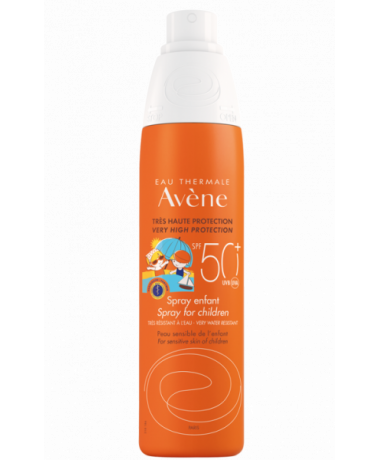 Spray infantil