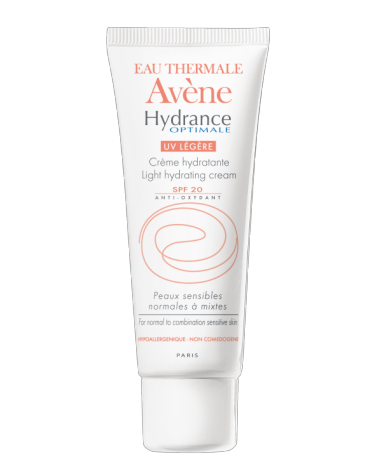 ГИДРАНС UV20 Оптималь ЛЕЖЕР Увлажняющий крем для нормальной и комбинированной кожи
