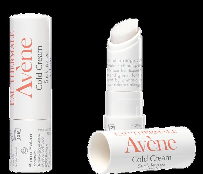 avene cold cream acne
