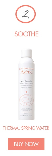 Routine 2_YsthéAL Intense Avène renewal concentrate