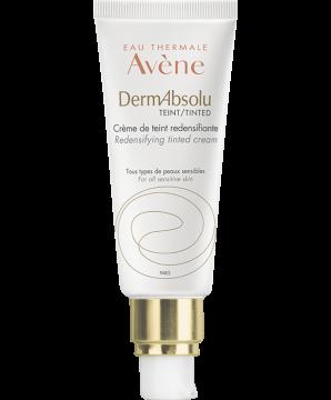 DermAbsolu Redensifying tinted cream