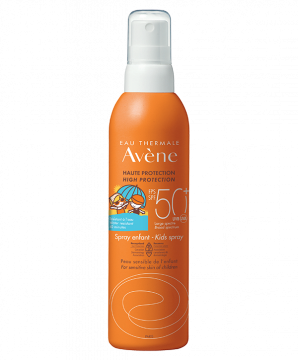 SPF 50+ Spray for children