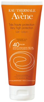 High protection lotion SPF 40