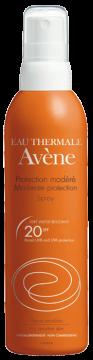 Protection modérée Spray FPS 20
