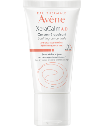 XeraCalm A.D Soothing concentrate