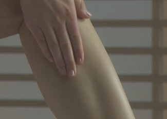 Autobronzant corps jambe