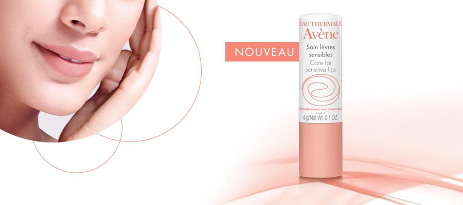 Découvrez le nouveau plaisir quotidien des lèvres sensibles !
