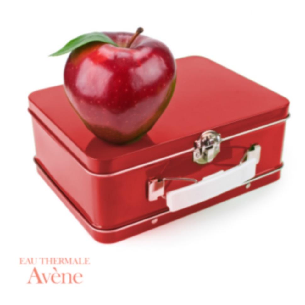 A balanced lunch box for a healthy skin!