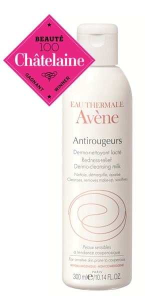 Dermo-cleansing Milk, winner in the Chatelaine Beauty 100