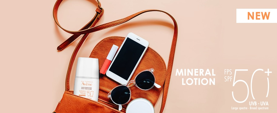 The ultimate mineral sun protection