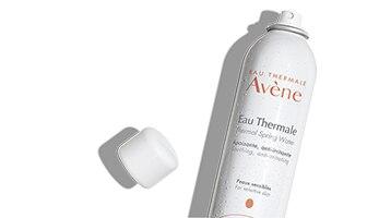 Avène Thermalwasser als tägliche Pflege