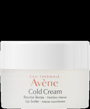 Cold Cream baume lèvres nutrition intense