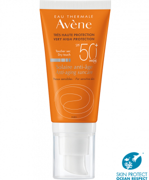Solaire anti-âge SPF 50+