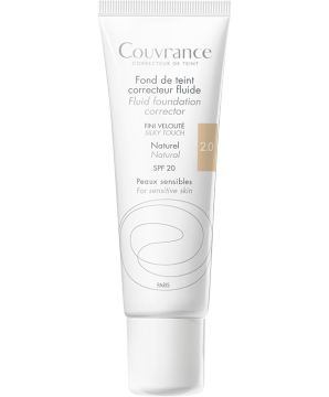 Couvrance Fluid Natural 2.0 30ml