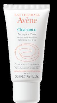 Cleanance Talgabsorbierende Peeling-Maske