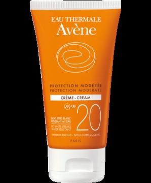 Crème SPF 20