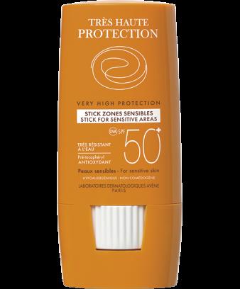 Stick Empfindliche Hautareale SPF 50+