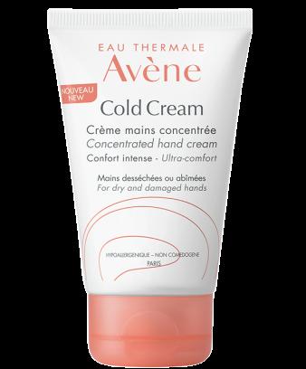 Cold Cream Crème mains Concentrée