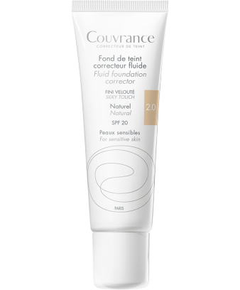 Korrigierende Make-up-Fluid SPF 20