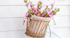 Frühling Pflegeritual