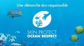 SKIN PROTECT OCEAN RESPECT - Une démarche éco-responsable