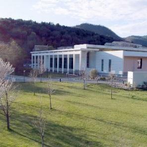 Das Wasserforschungszentrum