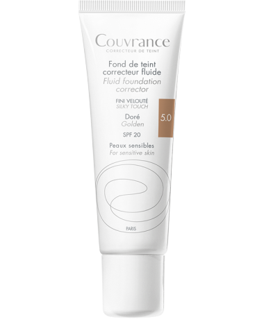 Couvrance Fluid Gold 4.5 30ml