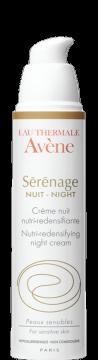 Serenage Crema de noche nutriredensificante