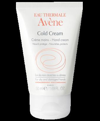 Cold Cream Crema Para Manos