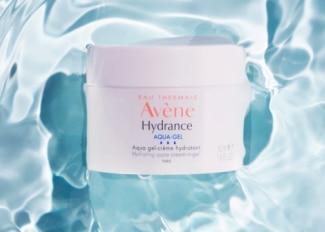 Nuevo Aqua-Gel crema hidratante Hydrance