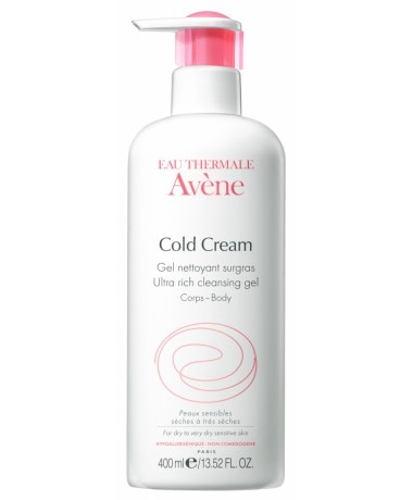 Cold Cream Gel Limpiador