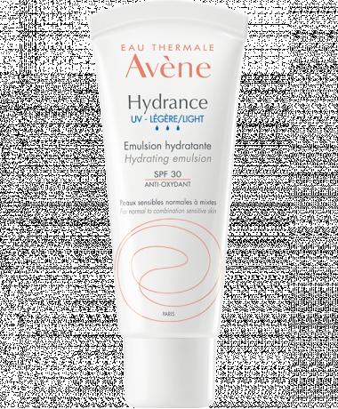 Hydrance Optimale Crema UV ligera