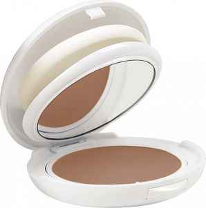 Kompaktní make-up SPF 50 TMAVÝ ODSTÍN