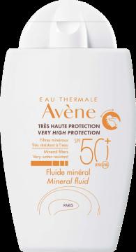 Minerální fluid SPF 50+