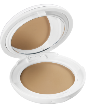 Kompaktní výživný make-up SPF 30 světlý odstín