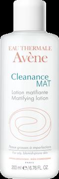 CLEANANCE MAT Zmatňující pleťová voda