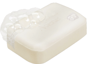 Cold Cream - Zvláčňující mycí kostka