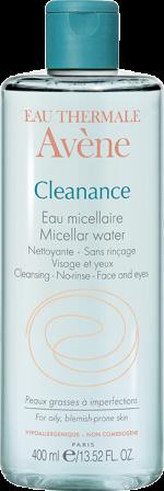 CLEANANCE Micelární voda