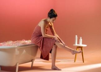 Zklidnění pokožky po holení - Termální voda Avène