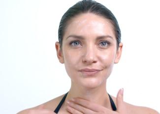 Jak aplikovat Krém bez parfemace SPF 50+