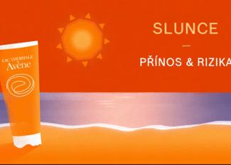 Slunce - přínos a rizika