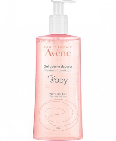 Jemný sprchový gel Avene