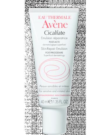 Cicalfate obnovující emulze po povrchových dermatologických zákrocích