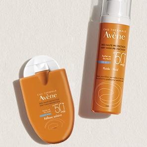 Sluneční ochrana - citlivá kůže