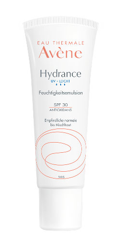Hydrance UV LEICHT Feuchtigkeitsemulsion | Eau Thermale Avène