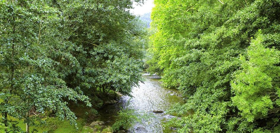 Das Dorf Avène in Südfrankreich | Eau Thermale Avène