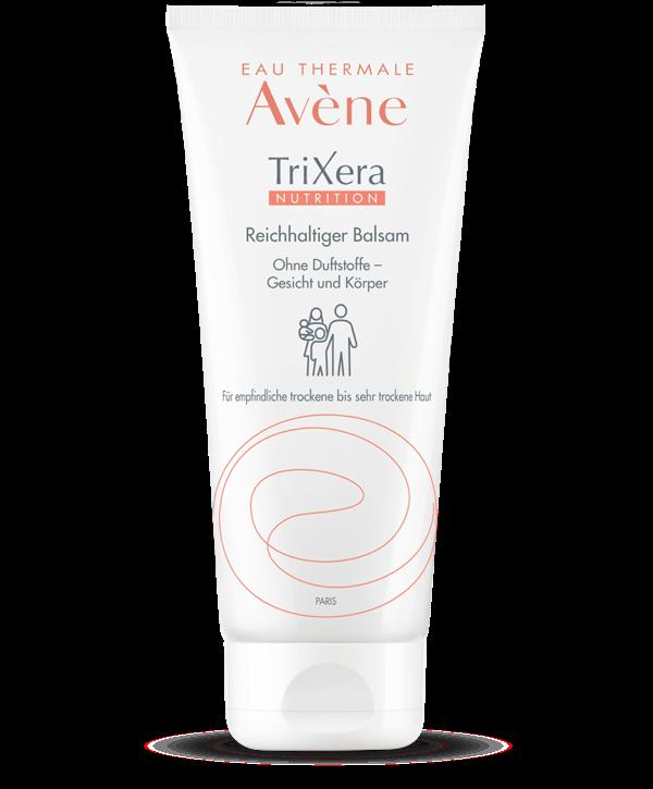 Eau Thermale Avène TriXera Nutrition Balsam - reichhaltige Pflege bei sehr trockener Haut