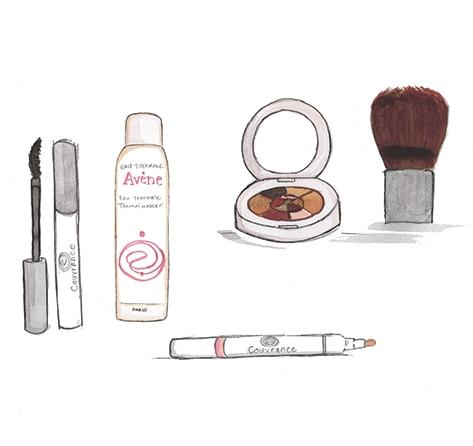 Couvrance - Dermatologisches Make-up für empfindliche Haut | Eau Thermale Avène