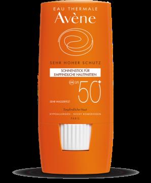 Sonnenstick für empfindliche Hautpartien SPF 50+